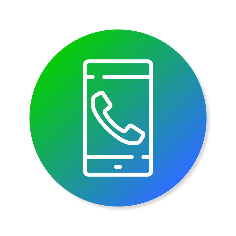 Telefoon en mobile check